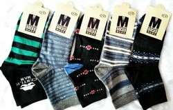 3026 Men Long Socks