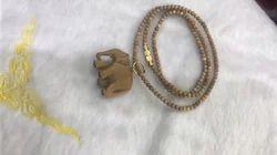 Sandalwood Elephant Chain Pendal