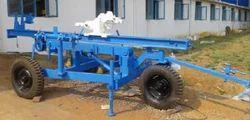 Wagon Drilling Rig
