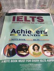 Ielts Test Notebook