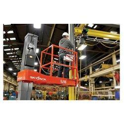 Skyjack SJ16 Single Mast Vertical Scissor Lifts