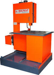 VBM-300 Steel Slab Plate Slitting Bandsaw Machine