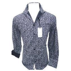 Punit Polyfab Printed Mens Fancy Shirts