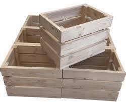 Fruit Wooden Crates At Rs 340