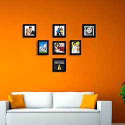Wooden Brown Wall Poster Frames