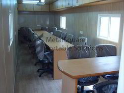 Prefabricated Site Office for Conference