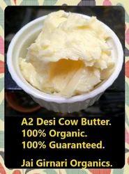 Desi Cow Organic A2 Butter
