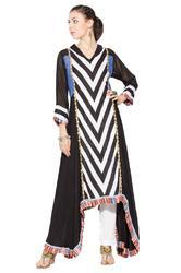 Designer Indian Styling Casual Long Suits