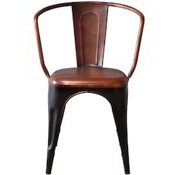 Brown Restaurant Chair, Dimensions: 92 x 50 x 52 cm