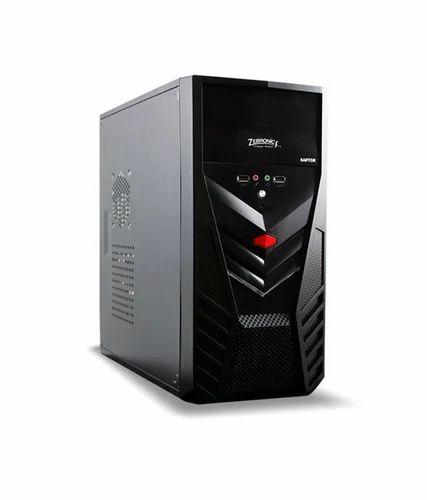 Zebronics Cabinet With Smps, Desktop Cabinets - Shiv Shakti ...