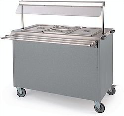 Bain Marie With Glass Display
