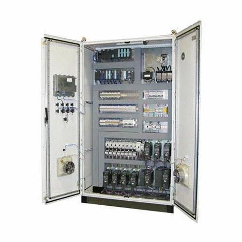 PLC Control Panel Electrical