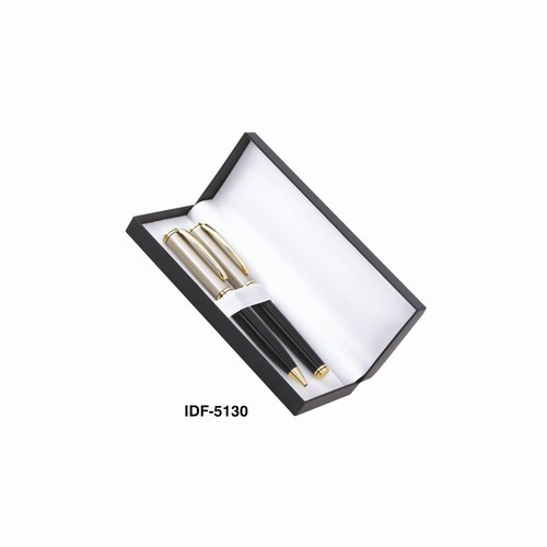 Metal And Wooden Pen Gift Set
