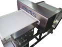 Metal Detector with Conveyor for Frozen Sea Food
