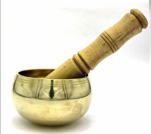 Brass Metal Singing Bowl