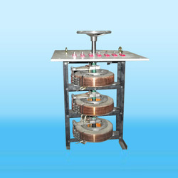 Three Phase variable voltage autotrabsforner Oil Cooled Open variac