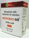 Meropenem + Sulbactum Injection
