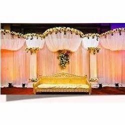 Stage flower decoration services in chennai stage decoration service junglespirit Gallery
