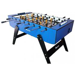 Soccer Table, Foosball Table Blue