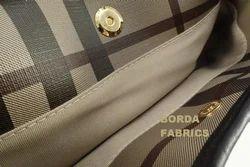 Soft Luggage Inner Lining Coated Polyester Fabrics