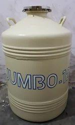Jumbo-12 LIQUID NITROGEN CONTAINER CRYOCAN