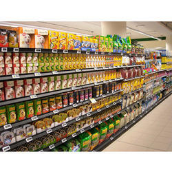 Supermarket Wall Side Racks