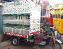 Extreme Motors Vegetable Van E-rickshaw Loader