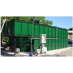 Waste Effluent Water Plant