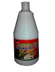 Aloe Vera Strawberry Juice, Packaging Type: Bottle, Pack Size: 500 Ml, 1000 Ml