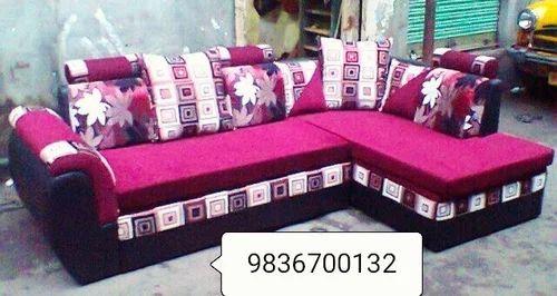 Rej Fabric And High Density Foam Sofa Bed