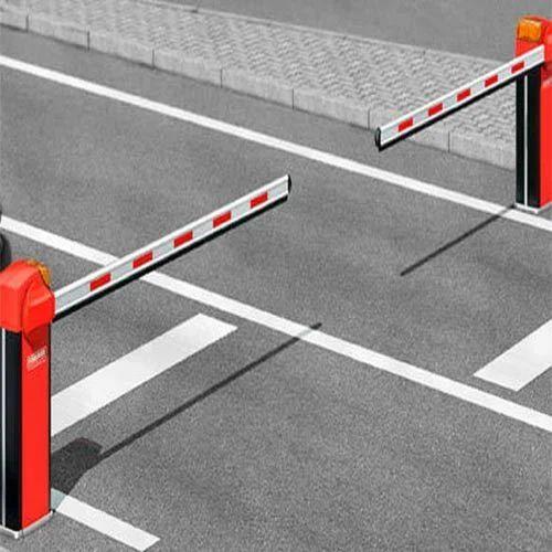 Automatic Boom Barrier, Automatic Barrier, Boom Barrier Gate,  Electromechanical Boom Barrier, Electromechanical Boom Gate, ऑटोमैटिक बूम  बैरियर - Tushar Enterprise, Mumbai | ID: 10777763533
