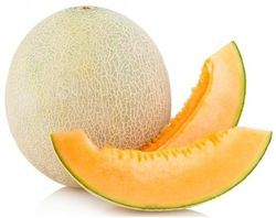 Frozen Muskmelon