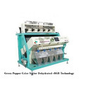 Green Pepper Color Sorter Dehydrated