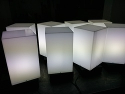 Revolving Light Box