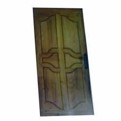 Modern Teak Wood Door