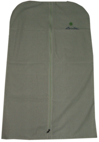 Organic Cotton Garment Bag