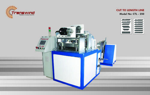 Cut To Length Line 300