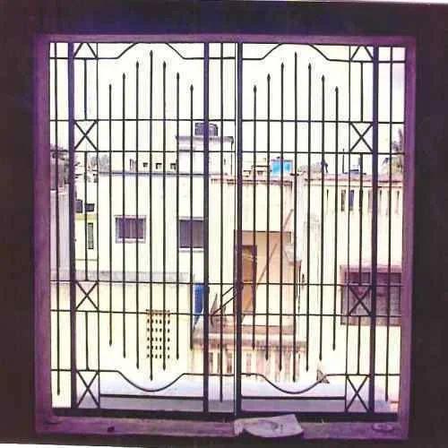Metal Window Designer Ms Window Manufacturer From Kumbakonam