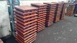 Cast Iron Pallet Cars