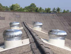 Turbine Air Ventilators