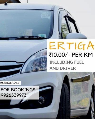 Ertiga Rental Car Car On Rent In Indore In Ambedkar Nagar