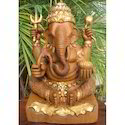Ganesha Carving Statue