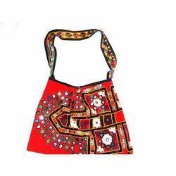 Bagz Embroidered Banjara Shoulder Bags