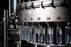 Carbonated Beverage Bottling Plant