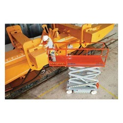 SJIII 3220 Battery Operated Scissor Lifts