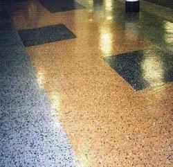 Designer Flooring Service, Industrial Building, India