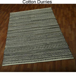Hand Made Cotton Durrie Flat Weave