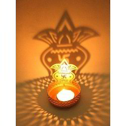 Shadow Tea Light Holer