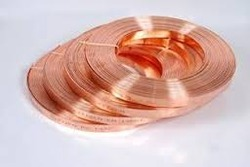 Copper Earth Strip