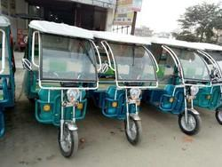 E Rickshaw Toto Icat Approved At Rs 68000 Piece